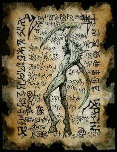 Hyperborean Demonology II by MrZarono