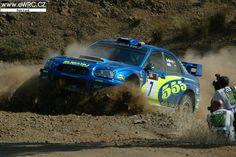 Subaru Impreza WRC - P. Solberg - Cyprus 2003