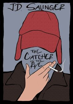 Author: J.D. Salinger    Artist: Beth Elaine Austin    The original is a classic in its own right, but this alternative is effortlessly cool; employing a a striking illustration style to capture of the essence of Holden Caulfield, the 'hero' of the book.