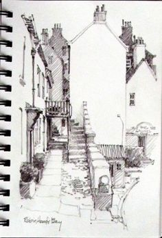 This drawing is simple as it only features hatching. It is effective as it…