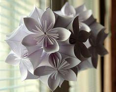Origamikukkapallo