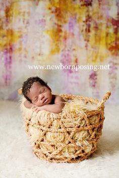 Newborn Posing | Newborn Photography Tips | How to Pose Newborns | Baby Posing