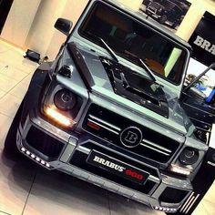 Mercedes G63 AMG Brabus 800