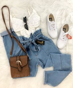 New look women& ready-to-wear outfits Teen Fashion Outfits, Mode Outfits, Outfits For Teens, Trendy Outfits, Outfit Chic, New Look Women, Cooler Look, Teenager Outfits, Aesthetic Clothes