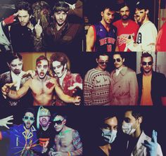 30 seconds to mars...theme nights!