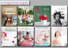 Revistas online bacanas que vão fazer a alegria do seu dia! - Blog de decoração - Casa de Firulas