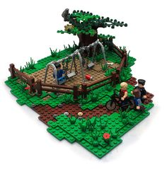 With the ending of the Harry Potter franchise the moc's have also dried up a little. Description from netherbrick.blogspot.com. I searched for this on bing.com/images
