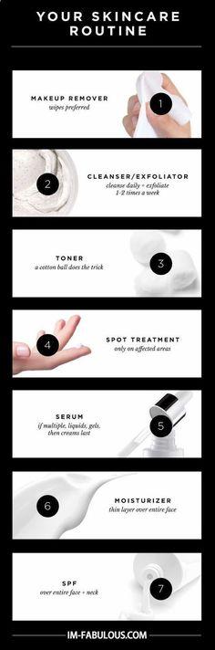 ... Tutorial - Dark Spot Skincare Routine For Oily Skin - StyleVitae
