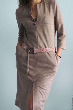 Leather Dresses, Linen Dresses, Hijab Fashion, Fashion Dresses, Kurta Designs Women, Fashion Brand, Womens Fashion, Apparel Design, Dress Collection