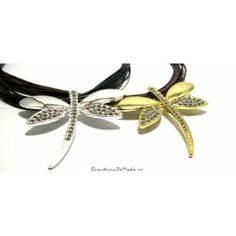 Collar de Libelula - Hilo Sebado