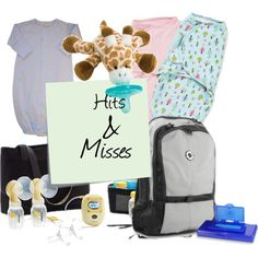 """""""Baby Hits and Misses"""" by mrsjs on Polyvore"""