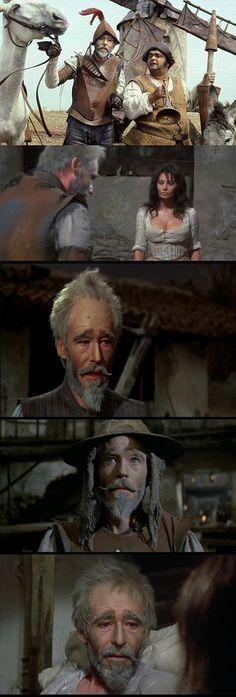 Man of La Mancha (1972) • Director: Arthur Hiller • Writers: Dale Wasserman (musical play), Dale Wasserman (screenplay) • Stars: Peter O'Toole, Sophia Loren, James Coco