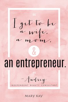 Be the best version of yourself. Follow your dreams and own your own business!   Mary Kay  http://www.marykay.com/lisabarber68 Call or text 386-303-2400 or 832-823-1123