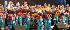 Grupo Mascarada Carnaval: El lunes se abre el Concurso de Murgas del Norte s...