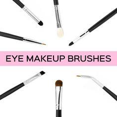 Coastal Scents, Eye Makeup Brushes, Makeup Looks, Make Up Looks