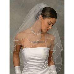 elegant short wedding veils | short wedding veil images,View short wedding veil photos from 245 ...