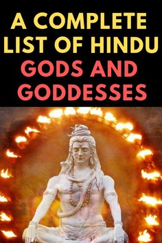 Hinduism is an Indian religion and dharma, or way of life, widely practiced in the Indian subcontinent and parts of Southeast Asia. Here is a list of Hindu Gods and Goddesses. Indian Goddess, Durga Goddess, Hindu Symbole, Durga Images, Goddess Names, Hindu Rituals, Lord Shiva Family, Gods And Goddesses, List Of Goddesses