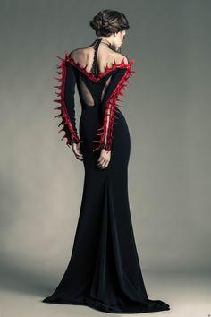 gothic high fashion on pinterest gothic fashion