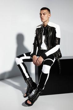Balmain Spring 2015 Menswear Collection Photos - Vogue