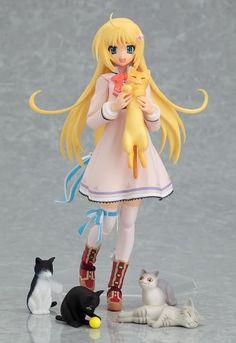 Amazon.com: Se.Kirara - Aya Kagura Figma Action Figure: Toys & Games