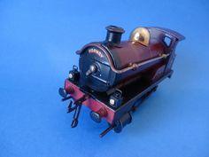 Early Hornby C1925 Hornby O Gauge Clockwork LMS NO'1' Tender Locomotive | eBay