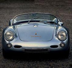 """porsche 550 spyder """"Little Bastard"""" Classic Sports Cars, Classic Cars, Porsche Classic, Classic Style, Porsche 550 Spyder, Porsche Cars, Porsche Roadster, Vw Vintage, Vintage Porsche"""