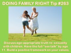 "Discuss age appropriate truth re: sexuality with children.  ""Image courtesy of imagerymajestic / FreeDigitalPhotos.net""."