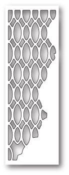 Tulisa Corner Collage #die #craft #papercrafting #poppystamps #background #collage #stencil