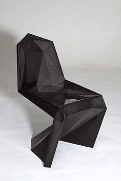 Lo Res Chair Carbon Gloss -  http://svpply.com/item/656846/Lo_Res_Chair_Carbon_Gloss
