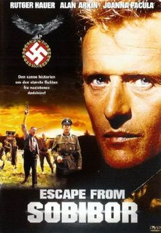 Escape From Sobibor. So sad, thrilling, maddening,and has Rutger Hauer.