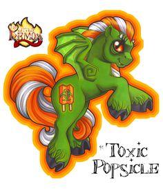 Toxic Popsicle