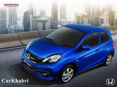 Facelift Honda Car India Brio Slated for Launch on October 4, 2016 Click here to read complete story....https://goo.gl/jYWJ0T #Brio #2016Brio #BrioFacelift