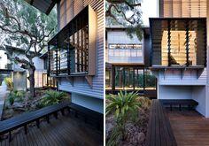 marcus beach house by bark design reflects coastal australian climate