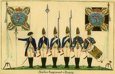 Füsilier Regiment v. Donop