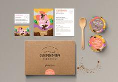 Geremia Tiramisù on Packaging Design Served