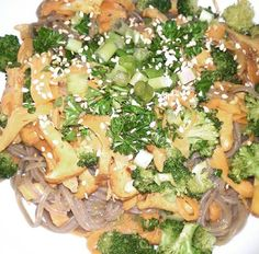 Sobba noodles