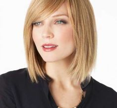10 Bob Hairstyles with Side Bangs