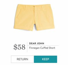 I would actually wear shorts this color if I had the perfect top to match! I love my Stitch Fix shorts!
