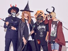 Bump of Chicken Halloween 2016
