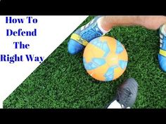 How To : Improve Your First Touch and Agilty | Soccer Drills - YouTube