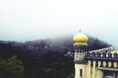 You literally need to go up in the clouds to find the strangest castle, the eccentric Palácio Nacional da Pena in Sintra, Portugal. It's only an hour away from Lisbon's clear skies, pretty azulejos, and seaside flair. The royal palace was built by an amateur German architect in the middle of the Romantic period. The construction is said to be Neo-Gothic, Neo-Manueline, Neo-Islamic, and Neo-Renaissance. In reality, it's quite chaotic and unbalanced, fascinating at times, pretty kitsch at…