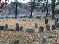 Stone Circle in Japan is evidence that the Megalithic people had migrated into this region, leaving behind their gigantic skeletal remains.