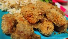 Healthy Baked Chicken Nuggets – Simply Taralynn
