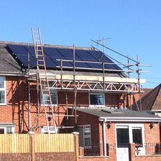 Enphase solar PV system