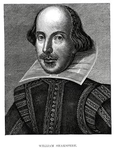 Did you know William Shakespeare was born (and died!) on this day in history? (April 23)