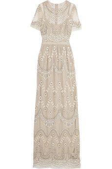 Needle & Thread Embellished Dress $315