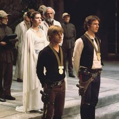 Always forget how young they all were in A New Hope.