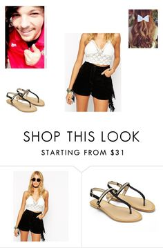 """Watching Louis play Football"" by pri143 ❤ liked on Polyvore featuring Mode und ASOS"