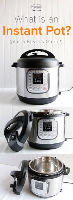 What exactly is an instant pot? And what is all the hype about. Find out what it is, how to buy it, and how to use it to freezer cook!
