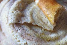 Lahooh - Somali flatbread or pancake similar to injera